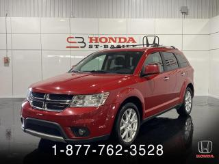 Used 2017 Dodge Journey GT + AWD + NAV + CUIR + WOW! for sale in St-Basile-le-Grand, QC