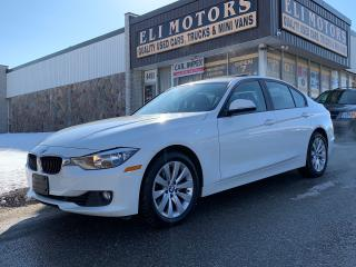 Used 2013 BMW 3 Series 328i XDRIVE. AWD. POWER SEATS. LEATHER. SUNROOF. BLUETOOTH. for sale in North York, ON