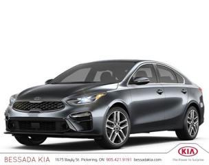 New 2020 Kia Forte Sedan EX+ IVT for sale in Pickering, ON