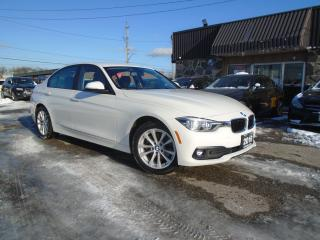 Used 2016 BMW 3 Series xDrive AWD AUTO NAVIGATION NO ACCIDENT LOADED for sale in Oakville, ON