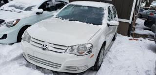 Used 2009 Volkswagen City Golf **Low Mileage** for sale in Hamilton, ON