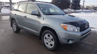 Used 2008 Toyota RAV4 BASE/ 4WD/ CERTIFIED/ 1 YEAR WARRANTY for sale in North York, ON