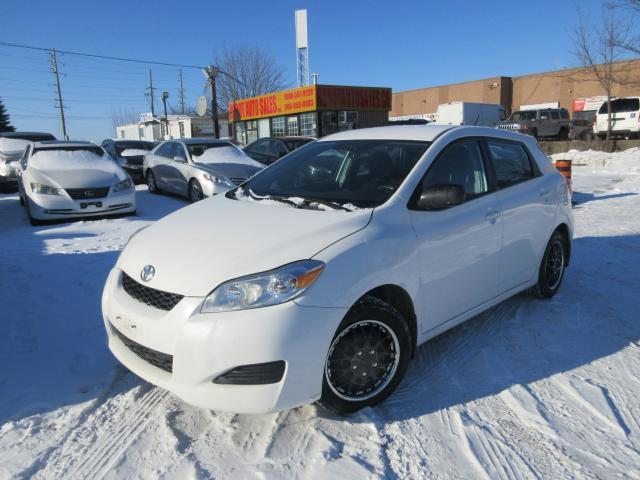 2013 Toyota Matrix NO CREDIT WE FINANCE