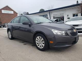 Used 2011 Chevrolet Cruze 2LS for sale in Waterdown, ON