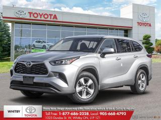 New 2020 Toyota Highlander LE AWD FB20 for sale in Whitby, ON