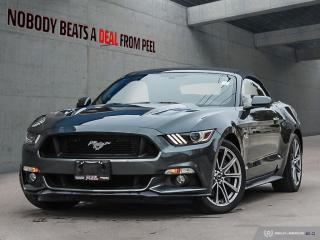 Used 2015 Ford Mustang 2dr Conv GT Premium for sale in Mississauga, ON