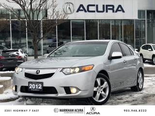 Used 2012 Acura TSX Tech at for sale in Markham, ON