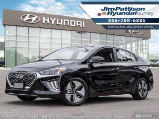 New 2020 Hyundai Ioniq Hybrid Ultimate for sale in Surrey, BC