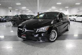 Used 2017 Mercedes-Benz CLA-Class CLA250 4MATIC I NO ACCIDENTS I NAVIGATION I REAR CAM I BT for sale in Mississauga, ON