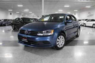 Used 2016 Volkswagen Jetta TSI I NO ACCIDENTS I BIG SCREEN I REAR CAM I HEATED SEATS for sale in Mississauga, ON