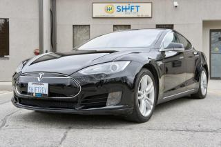 Used 2013 Tesla Model S 85 ULTRA LOW KM, GREAT SHAPE, CARFAX CLEAN! for sale in Burlington, ON