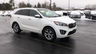 Used 2017 Kia Sorento LIMITED AWD for sale in Cayuga, ON
