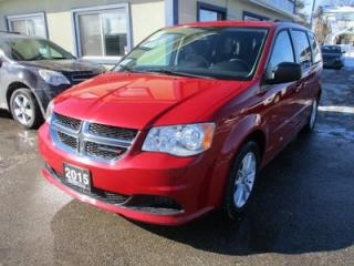 Used 2015 Dodge Grand Caravan FAMILY MOVING SXT EDITION 7 PASSENGER 3.6L - V6.. CAPTAINS.. STOW-N-GO.. ECON-BOOST PACKAGE.. BACK-UP CAMERA.. BLUETOOTH.. KEYLESS ENTRY.. for sale in Bradford, ON