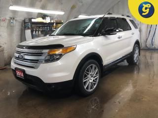 Used 2014 Ford Explorer 4WD * 7 Passenger * Leather * Navigation * 20 inch alloy wheels * Power tailgate * Remote start * Downhill assist * Passive entry * Tow mode * Reverse for sale in Cambridge, ON