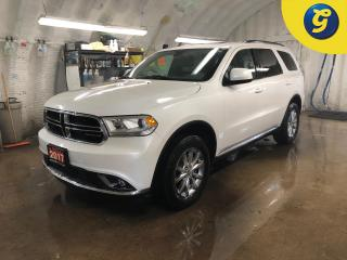 Used 2017 Dodge Durango SXT * AWD * 7 Passenger * Sunroof * Reverse camera w/park assist * Heated driver/passenger seats * Heated steering wheel * Heated mirrors * Uconnect 3 for sale in Cambridge, ON