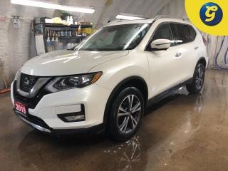 Used 2019 Nissan Rogue SV * AWD * Panoramic sunroof * Navigation * Remote start * Emergency braking system * Cross traffic alert * Lane keep assist * Back up camera * Blind for sale in Cambridge, ON