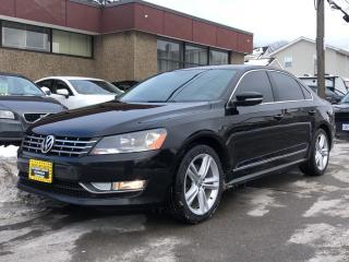 Used 2015 Volkswagen Passat for sale in Hamilton, ON