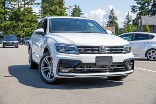 New 2020 Volkswagen Tiguan Highline <b>*DIGITAL DASH* *LANE ASSIST* *ADAPTIVE CRUISE* *LEATHER* *SUNROOF*<b> for sale in Surrey, BC