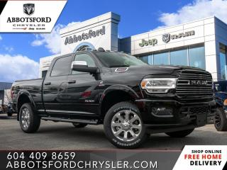 New 2020 RAM 3500 Laramie - Diesel Engine - Sunroof for sale in Abbotsford, BC