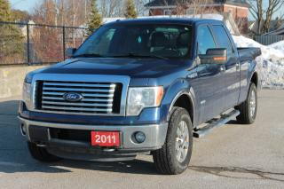 Used 2011 Ford F-150 XLT XTR | 1-owner | NO Accidents | CERTIFIED for sale in Waterloo, ON