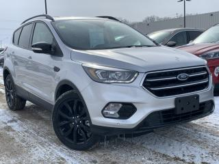 Used 2019 Ford Escape Titanium FORMER DAILY RENTAL, HEATED SEATS for sale in Midland, ON