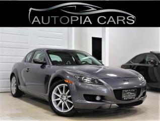 Used 2007 Mazda RX-8 GS COUPE 6 SPEED MANUAL ACCIDENT FREE for sale in North York, ON