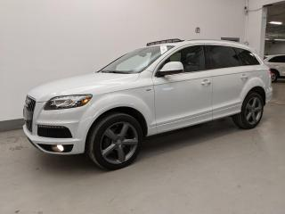 Used 2015 Audi Q7 TDI VORSPRUNG/360 CAMERA/7PASS/BLIND SPOT ASSIST! for sale in Toronto, ON