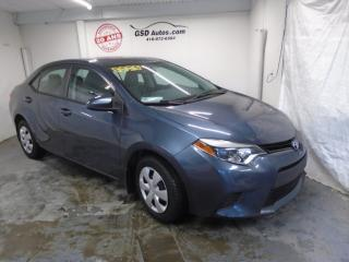 Used 2015 Toyota Corolla for sale in Ancienne Lorette, QC