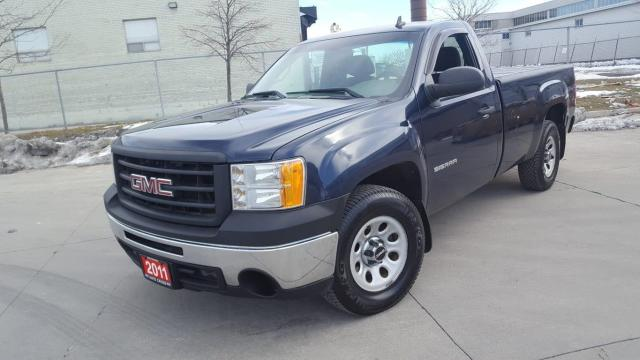 2011 GMC Sierra Automatic, 3 Years warranty available