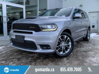 Used 2020 Dodge Durango R/T LEATHER SUNROOF NAV VERY NICE for sale in Edmonton, AB