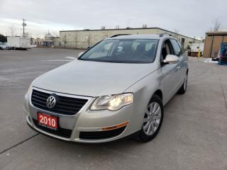 Used 2010 Volkswagen Passat Passat, S/W, Leather, Auto, 3/Y warranty availa for sale in Toronto, ON