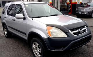 Used 2003 Honda CR-V EX 4WD for sale in St. Catharines, ON