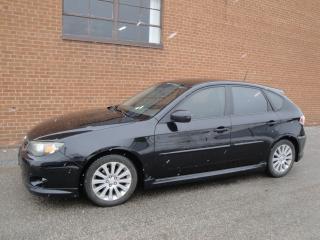 Used 2008 Subaru Impreza 2.5i Sport for sale in Oakville, ON