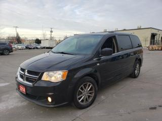 Used 2014 Dodge Grand Caravan 30th Anniversary, Stow&Go, DVD, 7 Pass for sale in Toronto, ON
