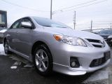 Photo of Silver 2011 Toyota Corolla