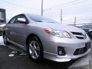 2011 Toyota Corolla S