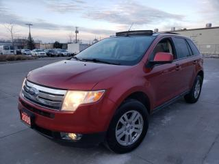 Used 2008 Ford Edge SEL, AWD, Double Sunroof, 3/Y warranty available for sale in Toronto, ON