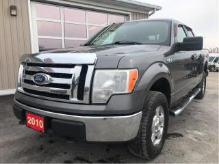 Used 2010 Ford F-150 XLT for sale in Tilbury, ON