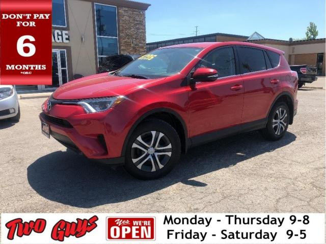 2016 Toyota RAV4 LE | AWD | New Tires |  Lease Return |  Bluetooth