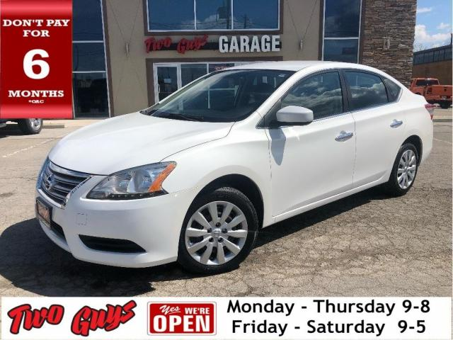 2015 Nissan Sentra 1.8 S | Auto | Power Group | A/C | Bluetooth