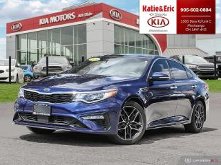 Used 2019 Kia Optima SXL Turbo for sale in Mississauga, ON