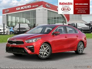 New 2020 Kia Forte EX+ for sale in Mississauga, ON