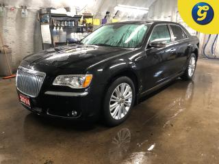 Used 2014 Chrysler 300 300 C * AWD * Navigation * Leather * Panoramic Sunroof * Backup Cam * Harman Kardon Sound * Blindspot assist * Remote start * Heated seats/steering wh for sale in Cambridge, ON