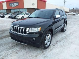 Used 2011 Jeep Grand Cherokee Limited 4dr 4WD Sport Utility Vehicle for sale in Steinbach, MB
