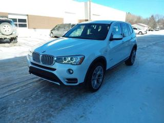 Used 2015 BMW X3 xDrive28i 4dr AWD Sports Activity Vehicle for sale in Steinbach, MB