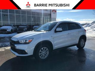 Used 2016 Mitsubishi RVR SE FWD for sale in Barrie, ON