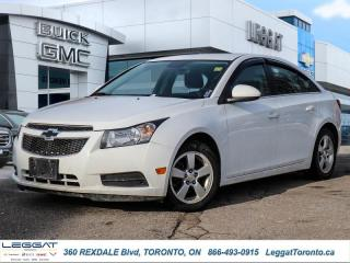 Used 2014 Chevrolet Cruze 2LT  - Leather Seats -  Bluetooth for sale in Etobicoke, ON