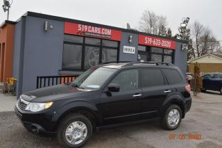 Used 2010 Subaru Forester X Touring for sale in St. Thomas, ON