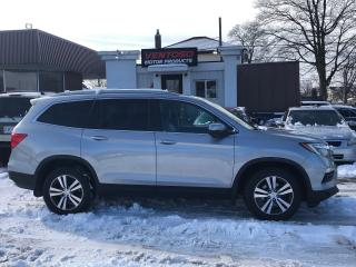 Used 2016 Honda Pilot for sale in Cambridge, ON