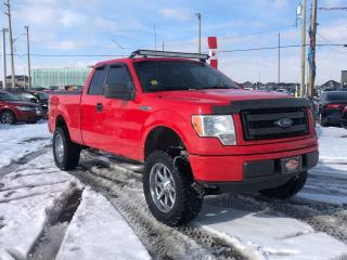 Used 2013 Ford F-150 STX*LIFTED*FUN TRUCK for sale in London, ON